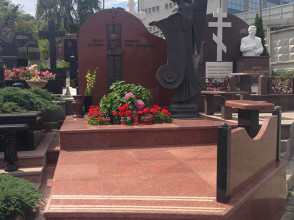 Надгробие №36