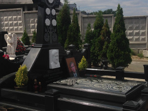 Надгробие №38