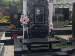 Надгробие №40