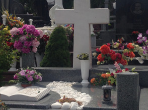 Надгробие №44