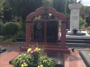 Надгробие №55