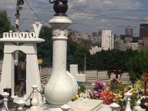 Надгробие №57