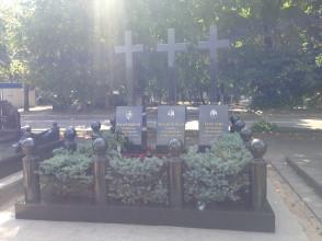 Надгробие №64