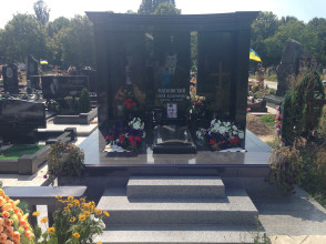 Надгробие №66