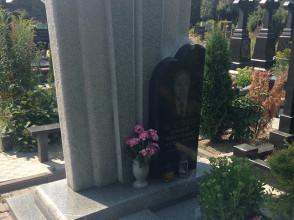 Надгробие №68