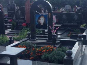 Надгробие №71