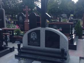 Надгробие №73