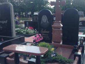 Надгробие №74
