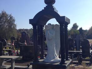Надгробие №8