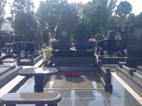 Надгробие №80