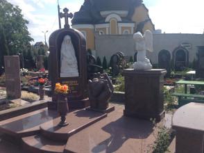 Надгробие №81