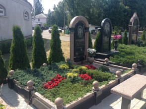 Надгробие №89