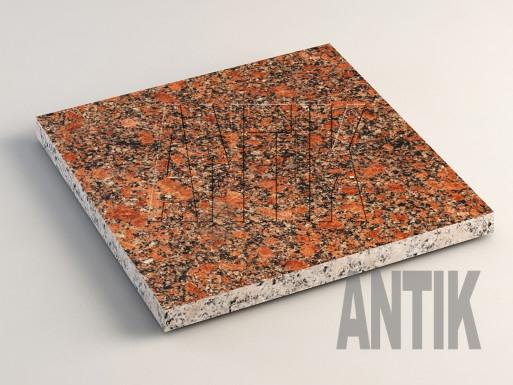Новоданиловское (Withered) Гранит плита облицовочная 300x300x20