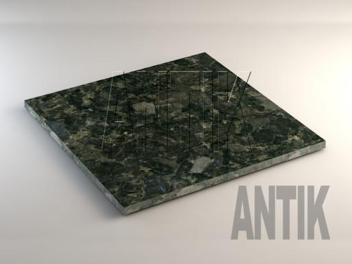 Осныковское (Irina Blue) Лабрадорит плита облицовочная 600x600x20