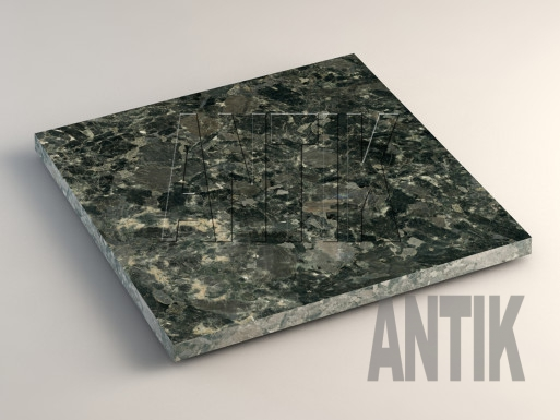 Пасека (Multicolor) Лабрадорит плита облицовочная 400x400x20