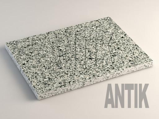 Покостовское (Grey Ukraine) Гранит плита облицовочная 400x300x20