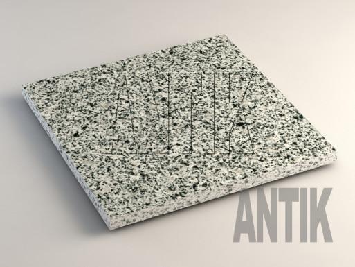 Покостовское (Grey Ukraine) Гранит плита облицовочная 400x400x20