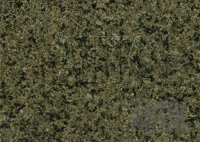Текстура Гранит Маславское (Verde Oliva) месторождение