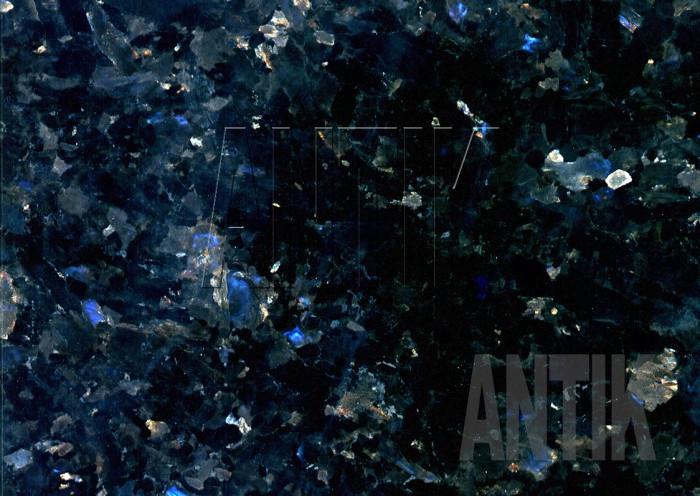 Текстура Лабрадорит Очеретянское (Galactic Blue) месторождение
