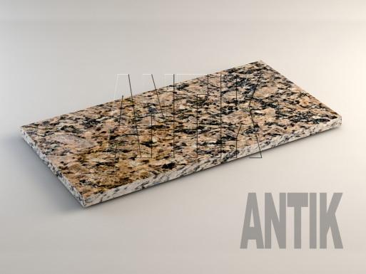 Юрьевское (Dmytrit) Гранит плита облицовочная 600x300x20