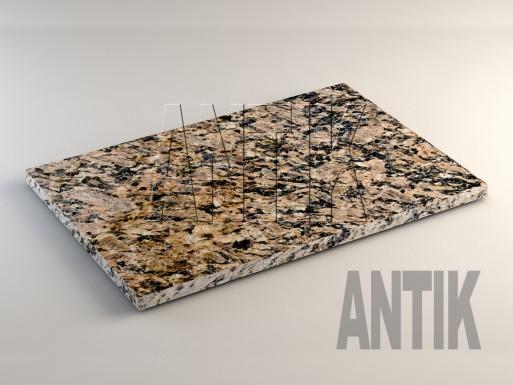 Юрьевское (Dmytrit) Гранит плита облицовочная 600x400x20